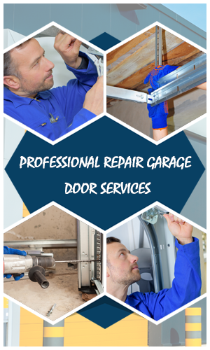 PROFESSIONAL REPAIR GARAGE DOOR SERVICES
